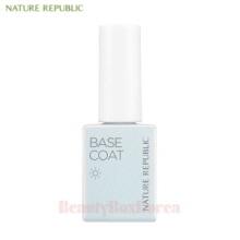 NATURE REPUBLIC Sunny Gel Nail Base Coat 8.5ml [2018],NATURE REPUBLIC